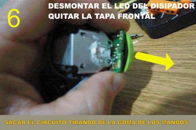 modificación del led del MYO XP Dsc00615