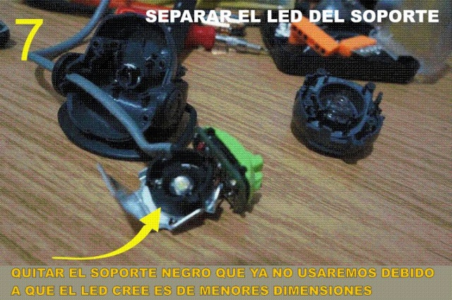 modificación del led del MYO XP Dsc00616