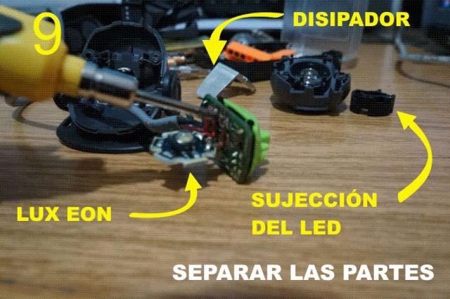 modificación del led del MYO XP Dsc00618