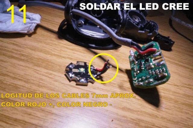modificación del led del MYO XP Dsc00620