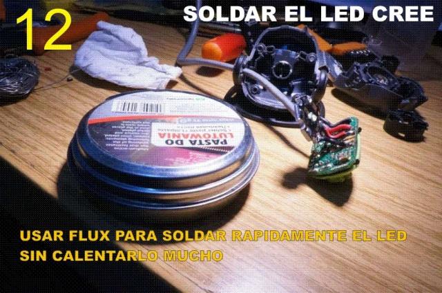 modificación del led del MYO XP Dsc00621