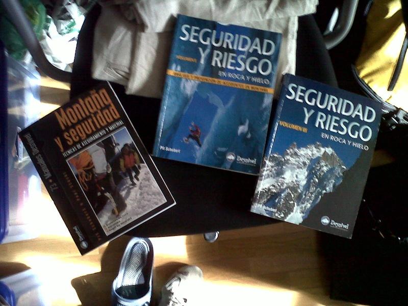 Seguridad y Riesgo de Pit Schubert - Cómo se deshace el nudo de cinta Img-2010