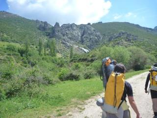 Cañón de Somosierra o Cascadas del Duratón P1000112