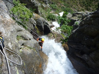 Cañón de Somosierra o Cascadas del Duratón P1000211