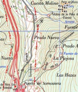 Cañón de Somosierra o Cascadas del Duratón Somosi10