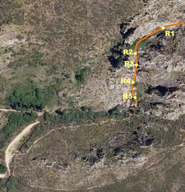 Cañón de Somosierra o Cascadas del Duratón Somosi13