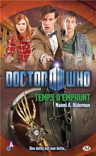 ALDERMAN Naomi - CYCLE DOCTEUR WHO - Temps d'emprunt 51tf5z10
