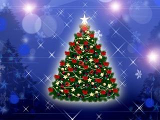 ¿Cómo explicar a los niños el significado de los adornos de Navidad? Arboli10