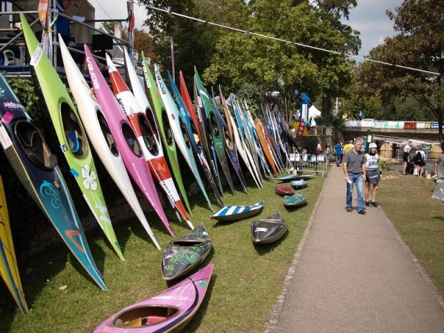 Championnat de France Canoé Kayak Metz 2011 P7290810
