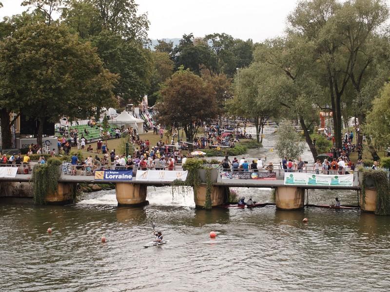 Championnat de France Canoé Kayak Metz 2011 P7290910