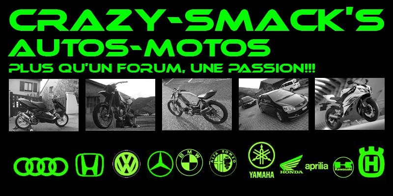 Crazy-Smack's: Auto-Moto-Scooter
