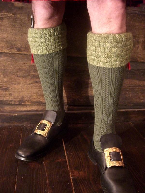 Chaussures-Ghillies ou autres Tissag11