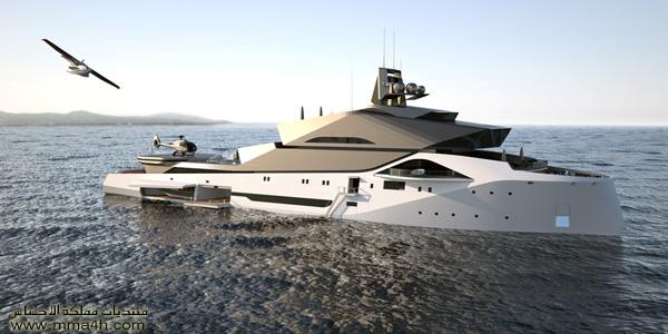 يخت ميجا ، Mega yacht ، صور يخت Dune_010
