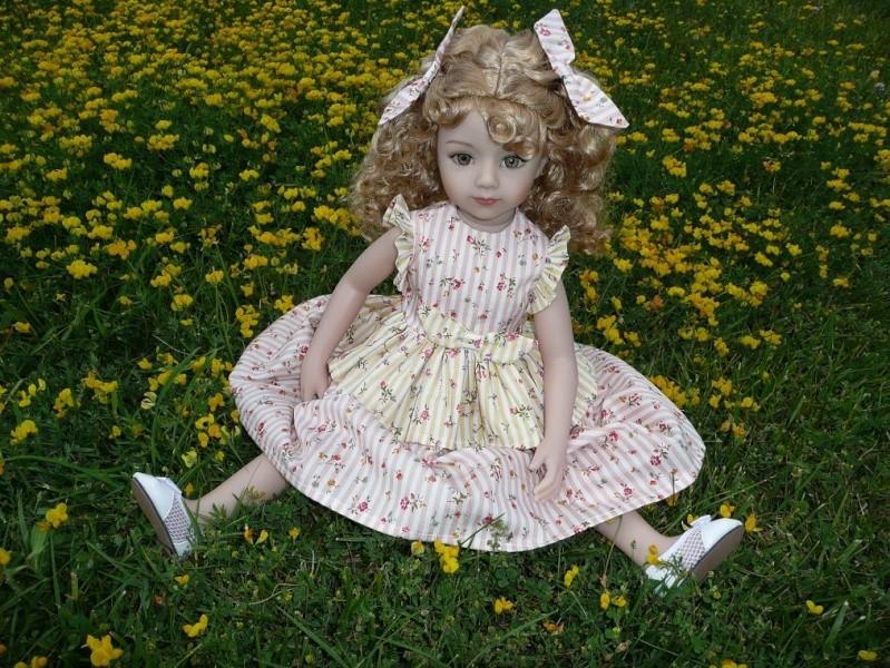 SARAH  (poupée Maru & Friends)va à  l'Ecole d'Equitation (page 2) - Page 2 P1080139