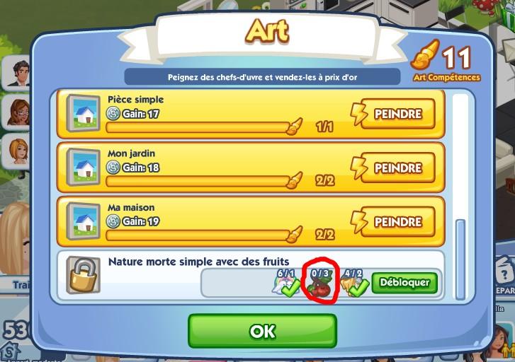 The Sims Social FB. Sims11