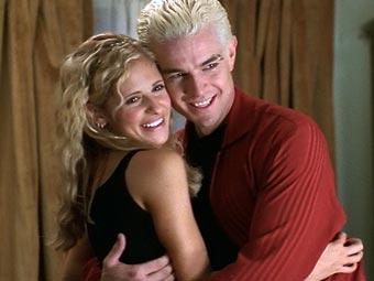 Vos couples préférés. Spike-10