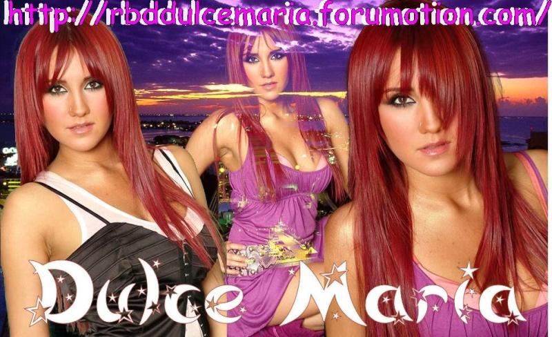 ~*Dulce Maria Espinoza*~
