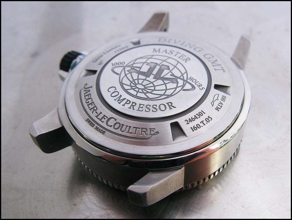 Jaeger LeCoultre Master Compressor Diving GMT Jlc_811