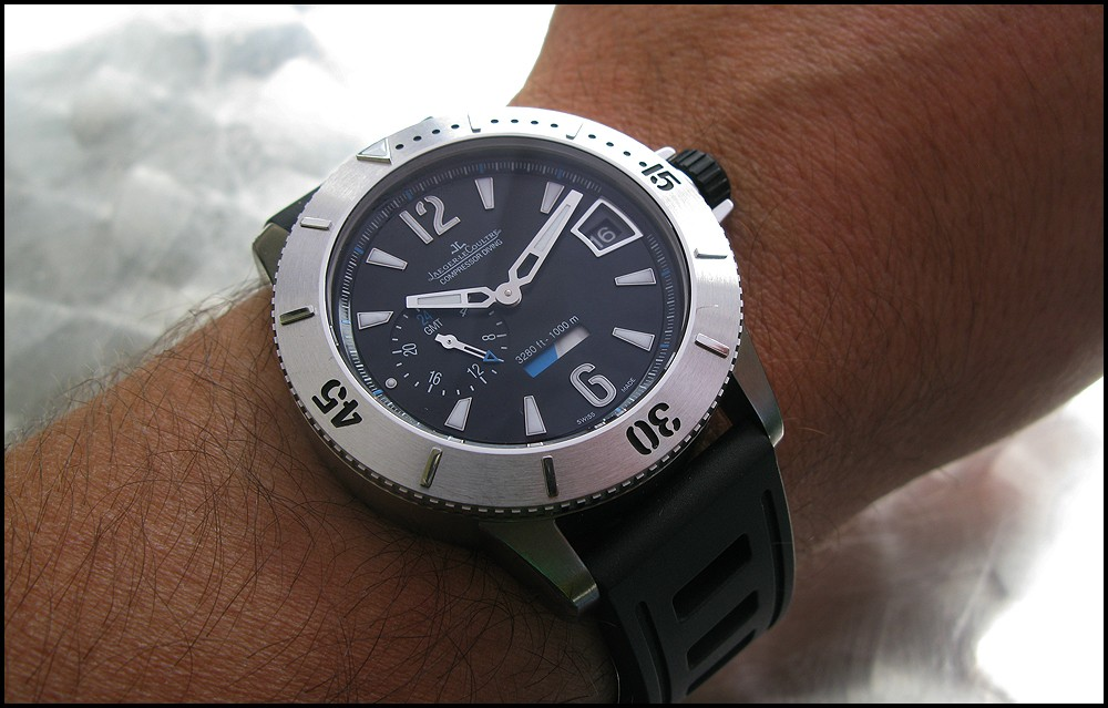Jaeger LeCoultre Master Compressor Diving GMT Jlc_911