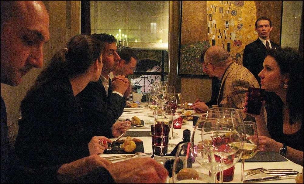 Dîner Lange & Sohne Paris - 17 avril 2012 Lange510
