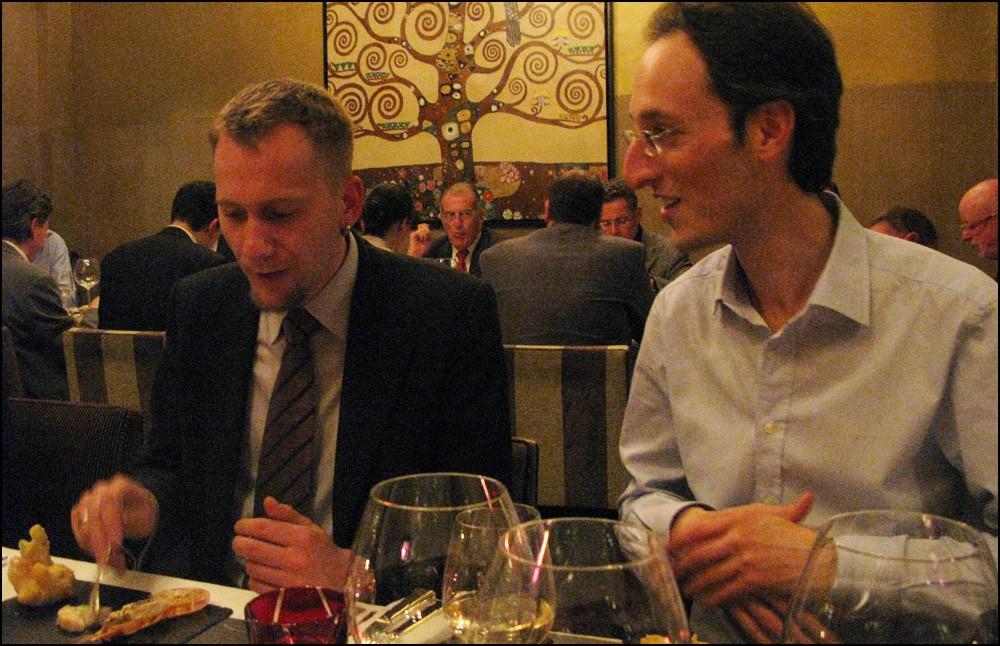 Dîner Lange & Sohne Paris - 17 avril 2012 Lange710