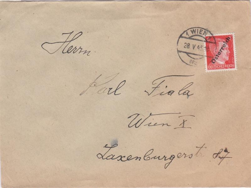 Sammlung Bedarfsbriefe Österreich ab 1945 - Seite 4 1945_110