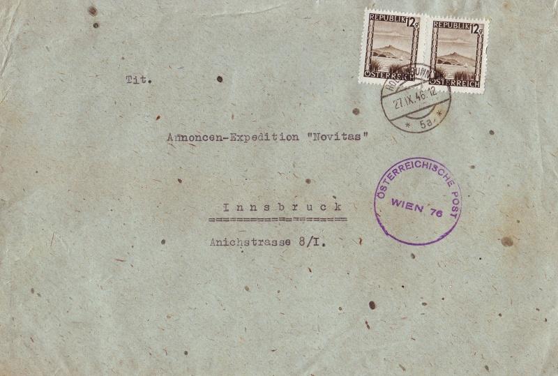 Landschaftsbilder ANK 738-766  -  Belege - Seite 5 2x_12_10