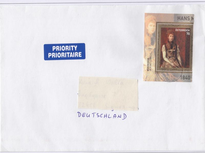 Sammlung Bedarfsbriefe Österreich ab 1945 - Seite 4 Img14