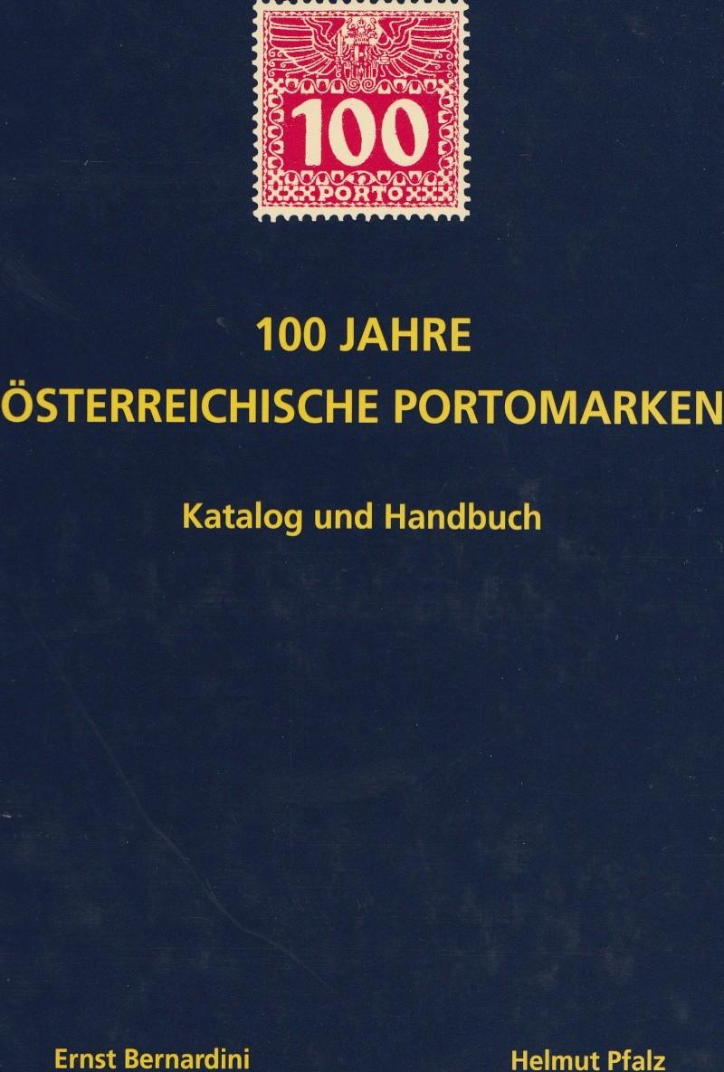 literatur - Literatur zu österreichischen Portomarken Img21