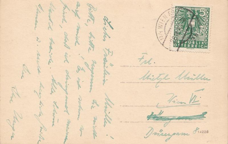 Wappenzeichnung  -  ANK 714-736 - Belege Img25