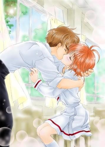 Les baisers de Shaolan et Sakura  25673710