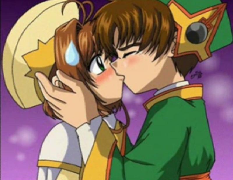 Les baisers de Shaolan et Sakura  25673711