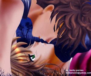 Les baisers de Shaolan et Sakura  Sakura12
