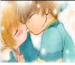 Les baisers de Shaolan et Sakura  Shaola12