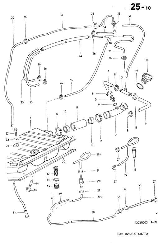 circuit de mise à l'air libre Renifl10
