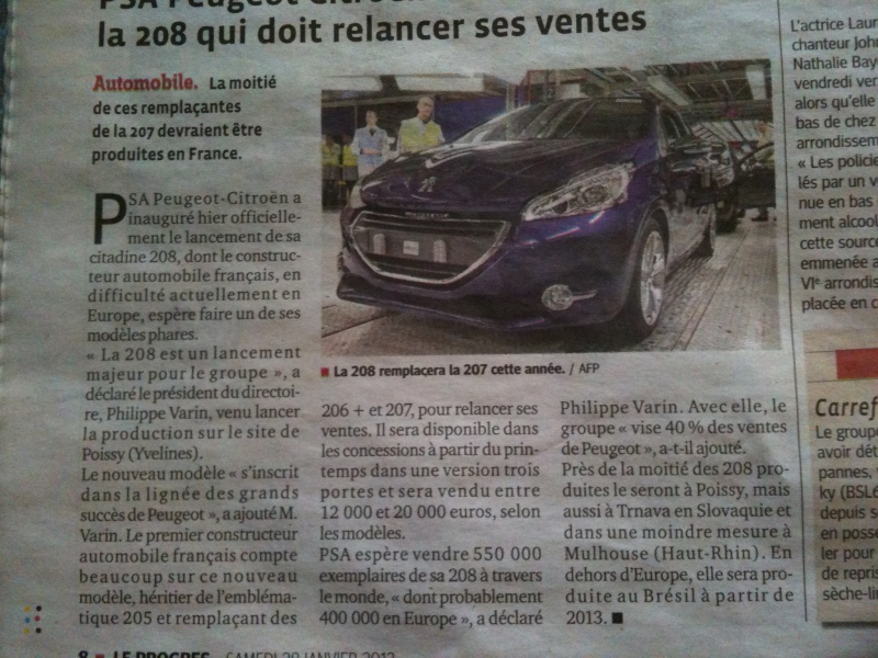 2012 - [Peugeot] 208 - berline [A90/1] - Page 3 Anniv_10