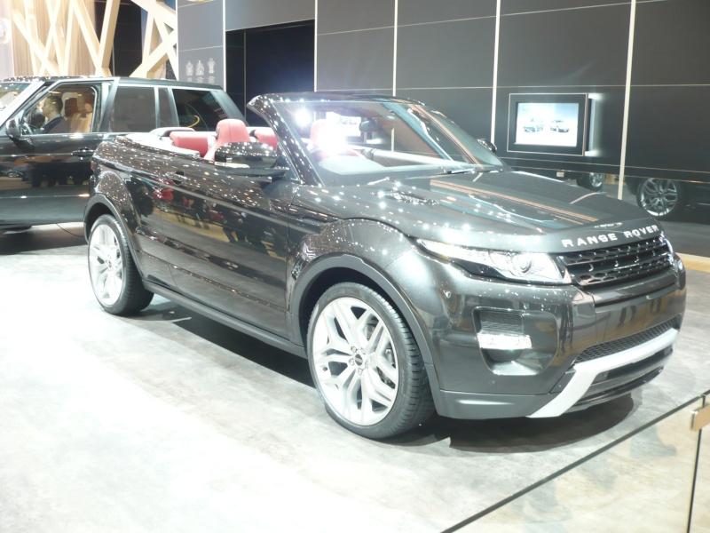 [Land Rover] Range Rover Evoque Convertible Concept Geneve10