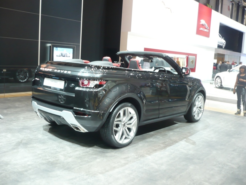 [Land Rover] Range Rover Evoque Convertible Concept Geneve11