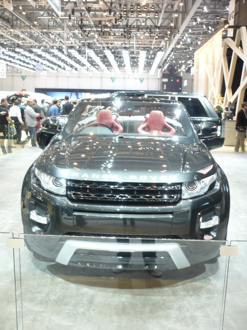[Land Rover] Range Rover Evoque Convertible Concept Geneve12