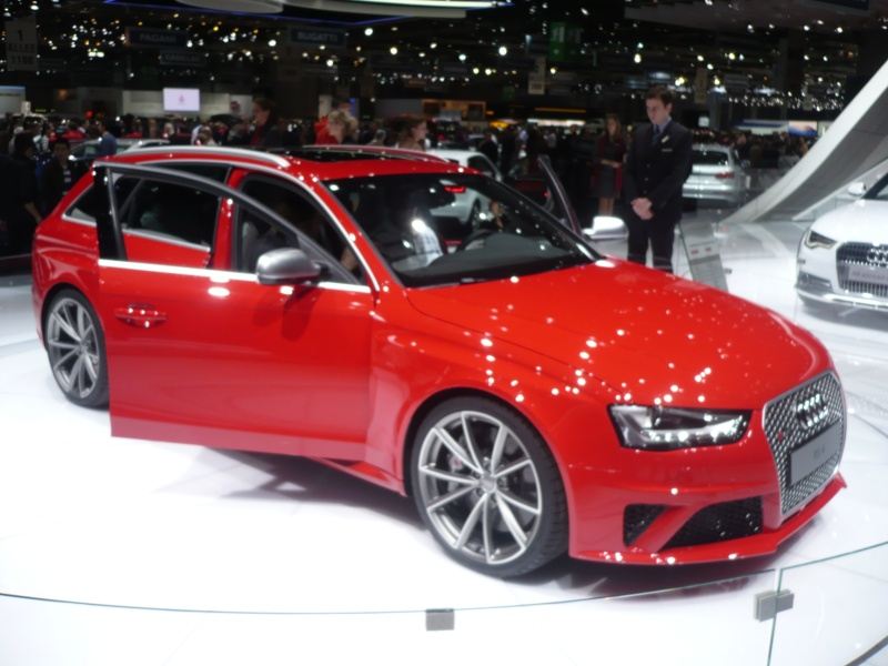 [Audi] RS4 Avant  Geneve47