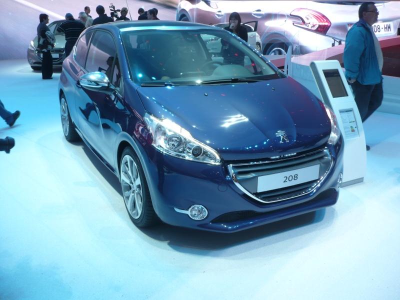 [Peugeot] 208 - Page 3 Geneve62