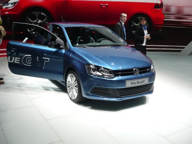 [Volkswagen] Polo BlueGT Geneve74
