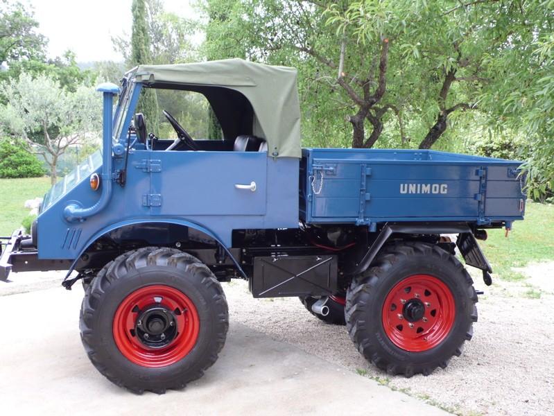 restauration des mes 411 Unimo310