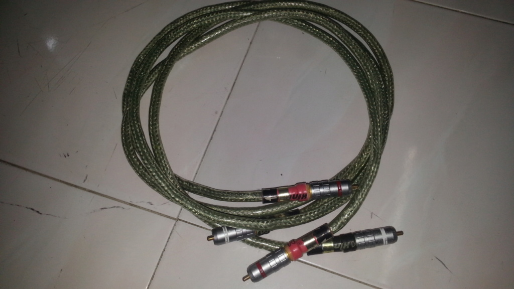 Xindak FA-2 interconnect cable 15338910