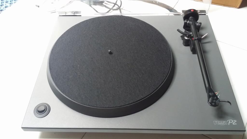 Rega P2 turntable 15773511