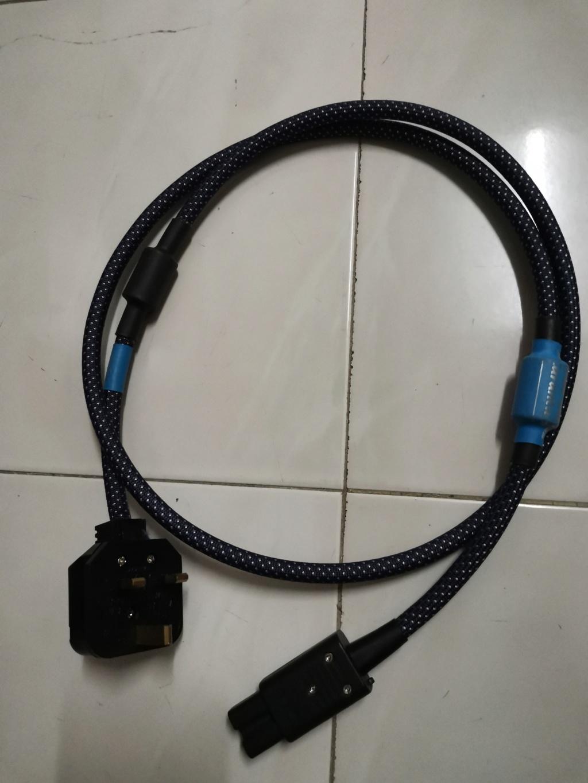Merlin tarantula power cord  15918514