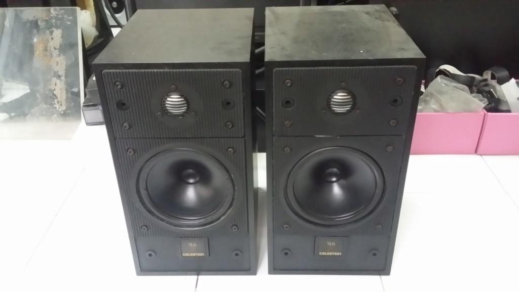 Celestion SL6si speaker 20190627