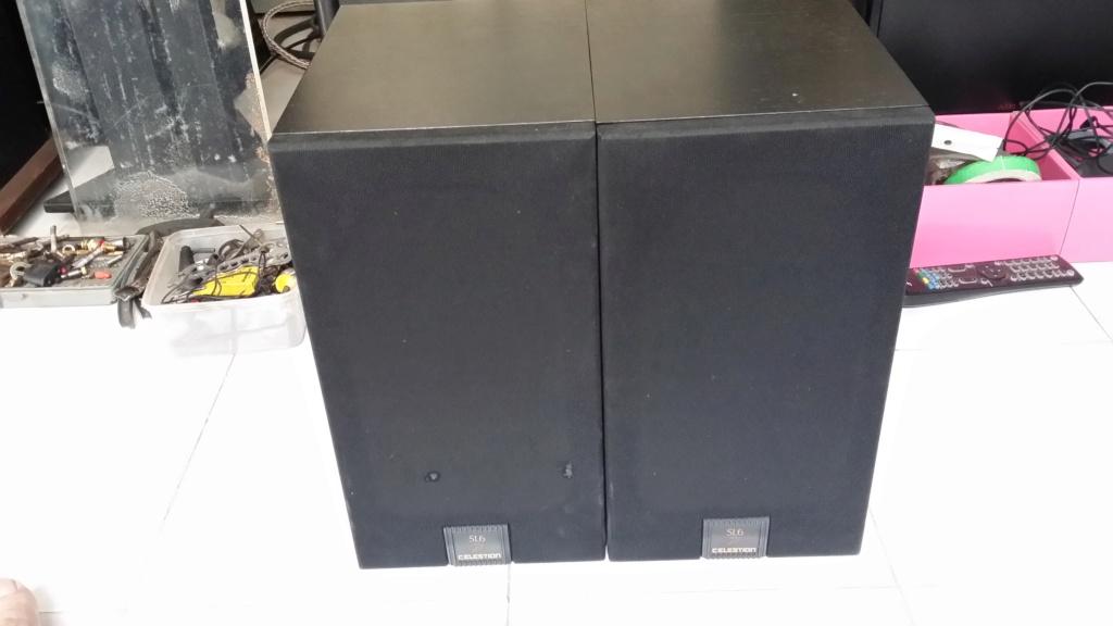 Celestion SL6si speaker 20190721