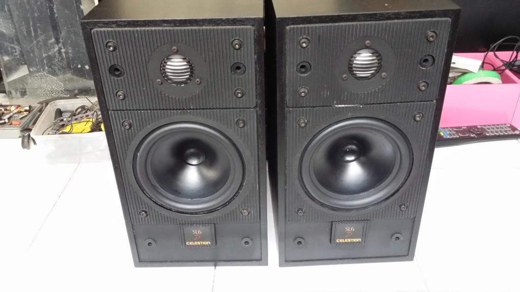 Celestion SL6si speaker 20190722