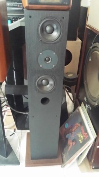Proac mini tower mk II speaker  20190814
